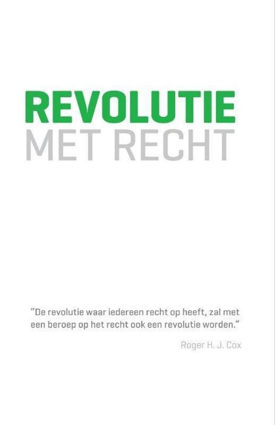 afbeelding boek revolutie met recht
